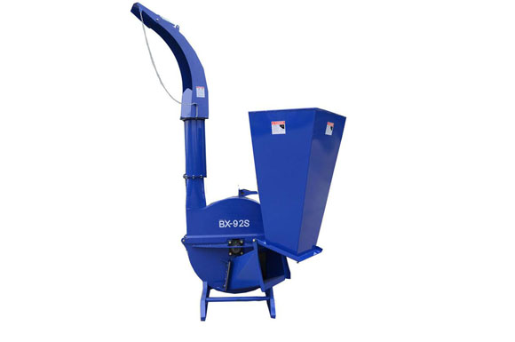 BX92S Tractor Wood Chipper